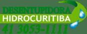 Logo da Desentupidora Hidro Curitiba