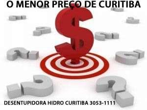 O MENOR PREÇO DE CURITIBA