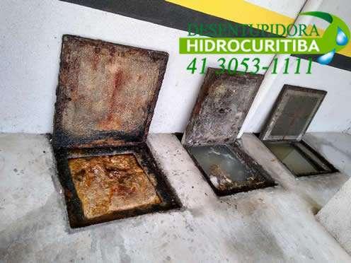 Faça a prevenção com a Desentupidora Hidro Curitiba