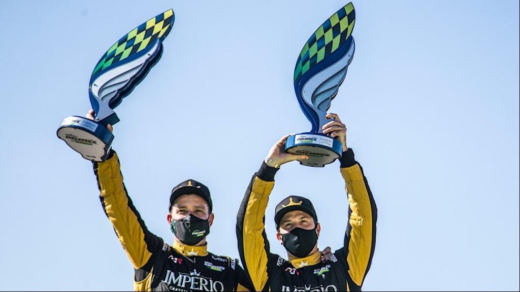 Dupla vence pela segunda vez a prova de Curitiba do Endurance - auto-on