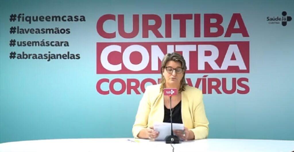 Curitiba investiga casos suspeitos de reinfecção por coronavírus